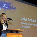 Festivalleiterin Julia Scheck_#ffos16 Foto © www.kerstin-hehmann.de