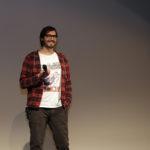 """Regisseur Aron Lehmann stellt seinen Film """"Die letzte Sau"""" vor_#ffos16 Foto © www.kerstin-hehmann.de"""