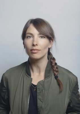 "<p class=""slideshowschrift""><strong>Manuela Bastian</strong><br/><em>Where to, Miss?</em> (Regie)<br/>Auf dem Filmfest: 21.-23.10.2016</p>"
