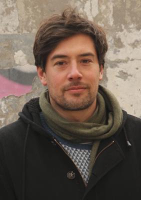 """<p class=""""slideshowschrift""""><strong>Maurice Wilkerling</strong><br/><em>Meteorstraße</em> (Kamera)<br/>Auf dem Filmfest: 20.-21.10.2016</p>"""