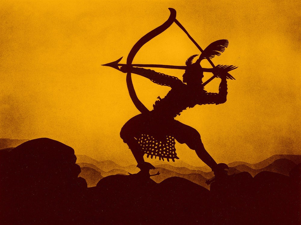Abenteuer des Prinzen Achmed, Die /The Adventures of Prince Achmed  Year: 1926 - Germany Animation  Director: Lotte Reiniger. It is forbidden to reproduce the photograph out of context of the promotion of the film. It must be credited to the Film Company and/or the photographer assigned by or authorized by/allowed on the set by the Film Company. Restricted to Editorial Use. Photo12 does not grant publicity rights of the persons represented.