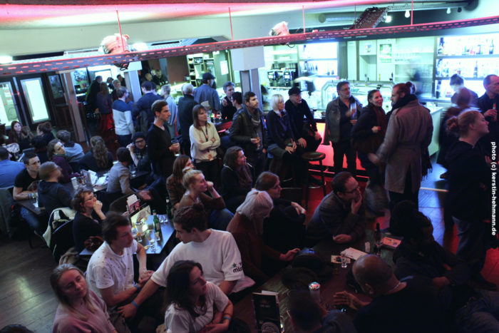 FilmFest Kurz und Laut Publikum